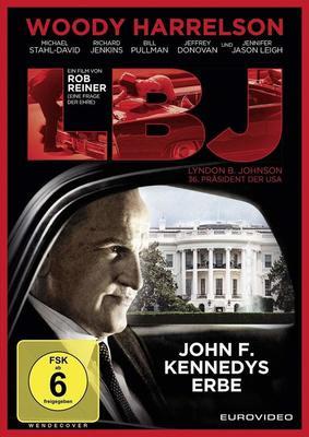 """Der 36. Präsident der USA: Wir verlosen das Biopic """"LBJ - John F. Kennedys Erbe"""" auf DVD oder BD"""
