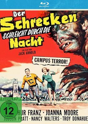 """Campus Terror: Wir verlosen den Kult-Horror """"Der Schrecken schleicht durch die Nacht"""" auf BD"""