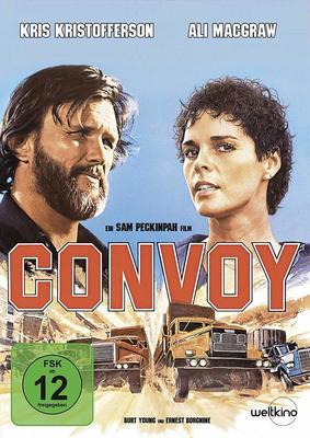 """Die Straße ist das Gesetz: Wir verlosen den Action-Klassiker """"Convoy"""" auf DVD und BD"""