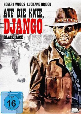 """Bittere Rache: Wir verlosen den Italo-Western """"Auf die Knie Django"""" auf DVD und BD"""