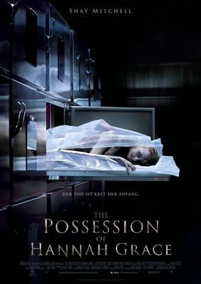"""Der Tod ist erst der Anfang: Zum Kinostart von """"The Possession of Hannah Grace"""" verlosen wir ein Fan-Paket"""