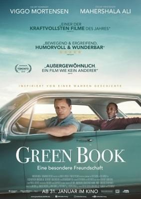 """Ein ungewöhnlicher Trip: Zum Kinostart von """"Green Book - Eine besondere Freundschaft"""" verlosen wir ein Fan-Paket"""