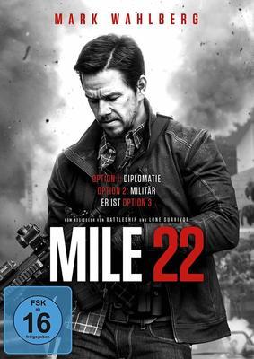 """Die Diplomatie ist zu Ende: Wir verlosen den Actioner """"Mile 22"""" auf DVD oder BD"""