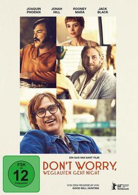 """Wir verlosen """"Don't Worry, weglaufen geht nicht"""" mit Phoenix, Black und Hill auf DVD"""