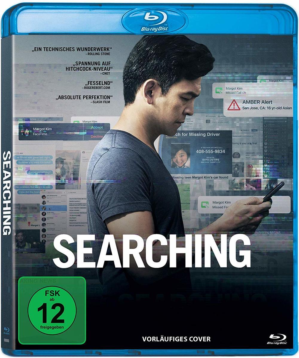 """STRG+ALT+GEWINNSPIEL: Wir verlosen den Desktop-Thriller """"Searching"""" auf  BD"""