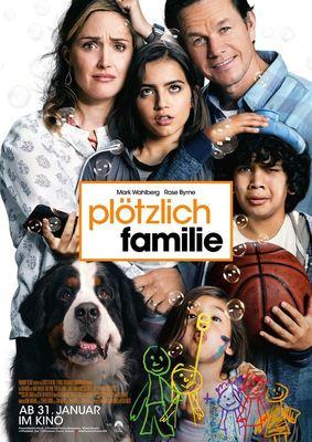 """(K)eine Bilderbuchfamilie?: Zum Kinostart von """"Plötzlich Familie"""" verlosen wir ein tolles Fan-Paket"""