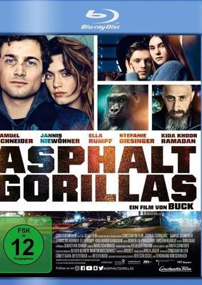 """Vollgas: Wir verlosen den Genre-Film """"Asphaltgorillas"""" auf BD"""