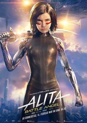 """Vom Manga ins Kino: Zum Kinostart von """"Alita: Battle Angel"""" verlosen wir ein Fan-Paket"""