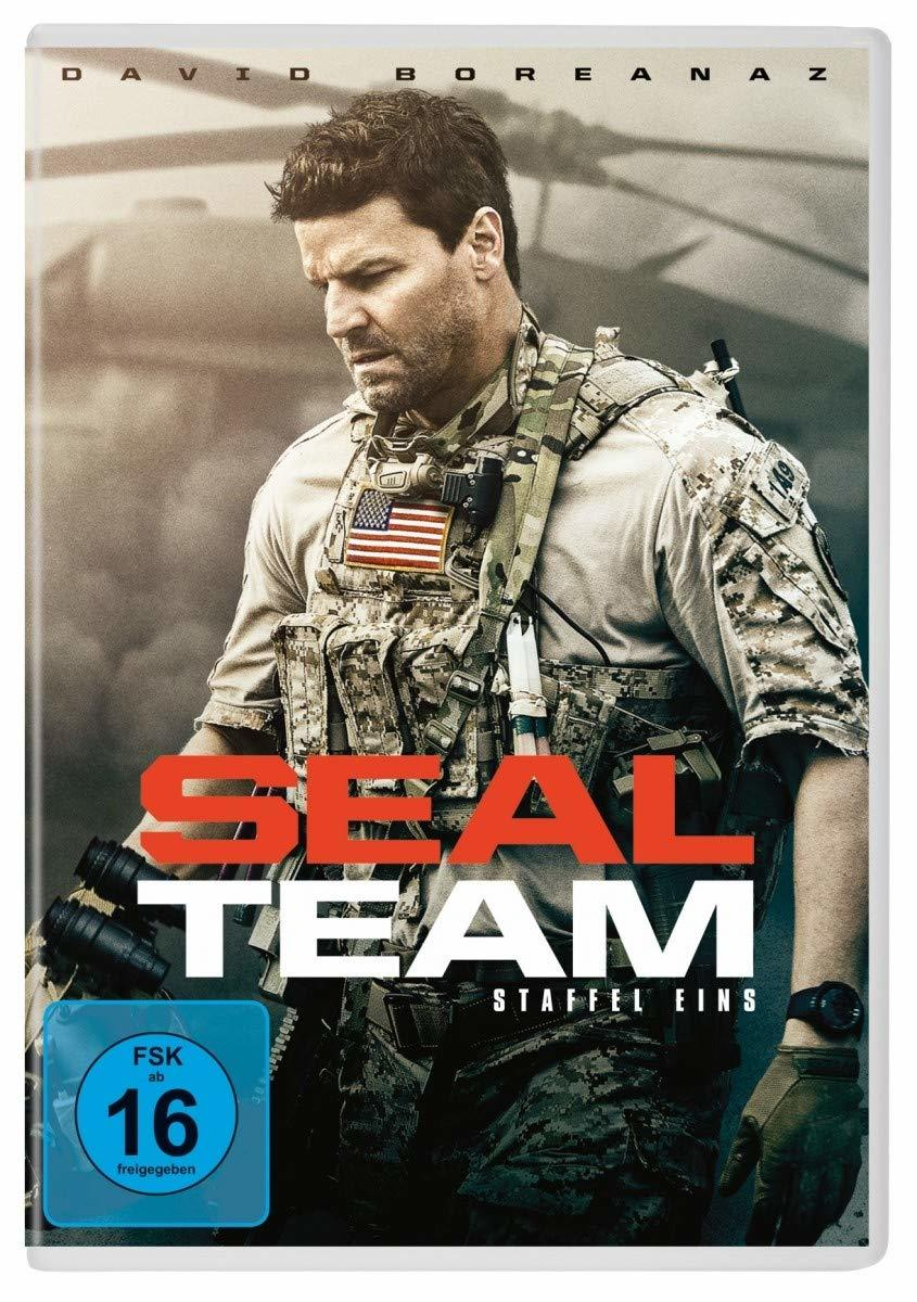 """Im Einsatz für das Land: Wir verlosen zur ersten Staffel der Action-Serie """"Seal Team"""" eine DVD"""