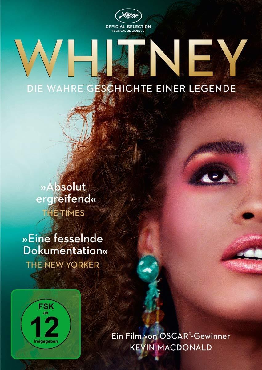 """Die wahre Geschichte einer Legende: Wir verlosen die eindringliche Dokumentation """"Whitney"""" auf DVD"""