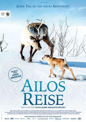 """Jeder Tag ist ein neues Abenteuer: Zum Kinostart von """"Ailos Reise"""" verlosen wir Fan-Pakete"""