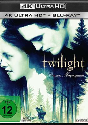 """Im neuen Glanz: Wir verlosen die remasterte DVD Fassung sowie die 4K UHD Disc von """"Twilight - Bis(s) zum Morgengrauen"""""""