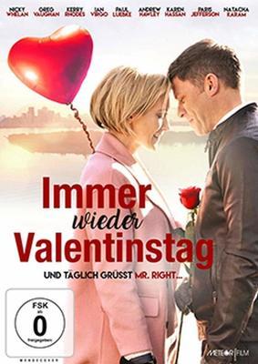 """Romantischer Murmeltiertag: Wir verlosen """"Immer wieder Valentinstag"""" auf DVD"""