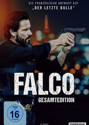 """""""Der letzte Bulle"""" made in France: Wir verlosen Staffel 1 bis 4 von """"Falco"""""""