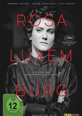 """Großer Film über eine große Frau: Wir verlosen die Special Edition von """"Rosa Luxemburg"""" auf DVD und BD"""