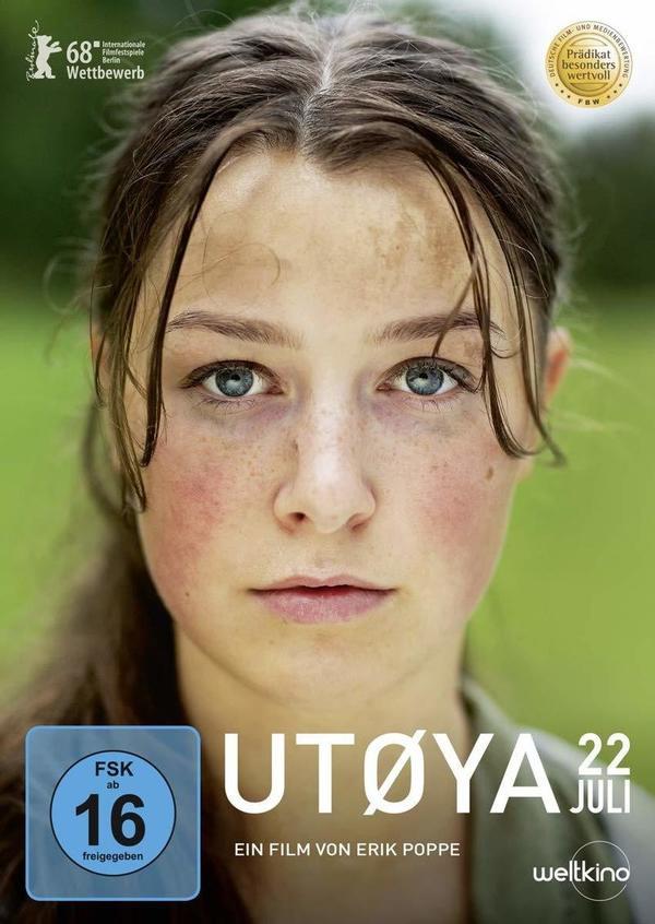"""Wir verlosen den streitbaren """"Utoya 22. Juli"""" auf DVD und BD"""