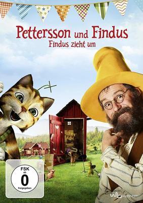 """Wir verlosen den Kinderfilm """"Pettersson und Findus: Findus zieht um"""" auf DVD"""