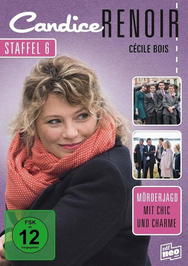 """Krimi mit Chic und Charme: Wir verlosen die 6. Staffel  von """"Candice Renoir"""" auf DVD"""