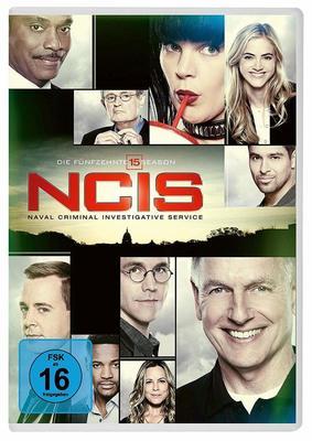 """Das Verbrechen schläft nie: Wir verlosen die 15. Staffel von """"Navy CIS"""" auf DVD"""