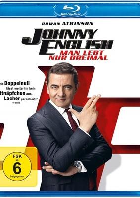 """Die Doppelnull ist zurück: Wir verlosen zum Comedy-Fest """"Johnny English - Man lebt nur dreimal"""" eine BD"""