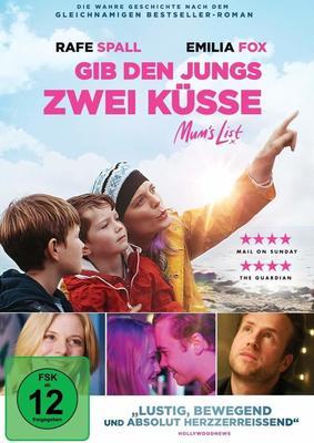 """Absolut Herzzerreißend: Wir verlosen zum eindringlichen Drama """"Gib den Jungs zwei Küsse - Mum's List"""" eine DVD"""