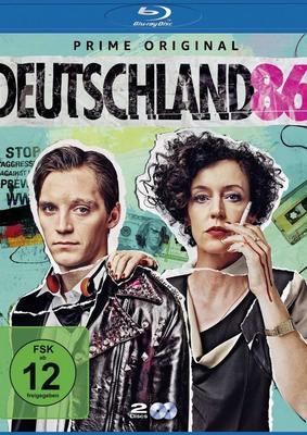 """Klassenkampf im Agenten-Genre: Wir verlosen die spannende deutsche Serie """"Deutschland 86"""" auf BD"""