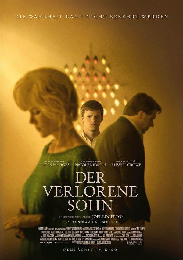 """Wir verlosen zum Kinostart von """"Der verlorene Sohn"""" das Kino-Plakat"""