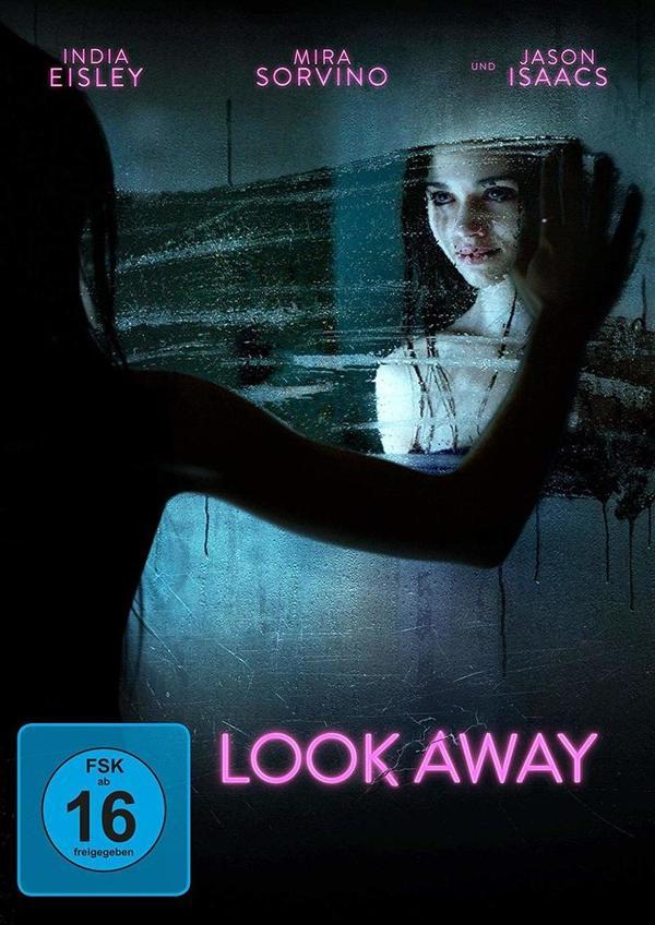 """Tödliches Spiegelbild: Wir verlosen den Horror-Thriller """"Look Away"""" auf DVD oder BD"""