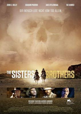 """The Sisters Brothers"": Wir verlosen Fanpakete (inkl. Freikarten) zum Western mit Joaquin Phoenix"