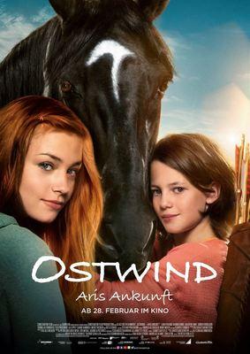 """""""Ostwind - Aris Ankunft"""": Wir verlosen Poster mitsamt dem Roman zum Film"""