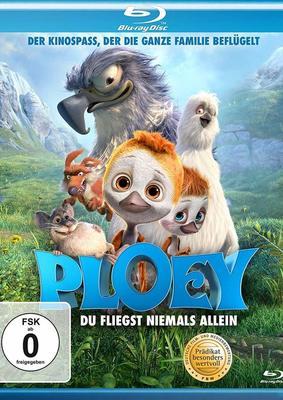 """Wir verlosen den Animationsspaß """"Ploey - Du fliegst niemals allein"""" auf BD"""