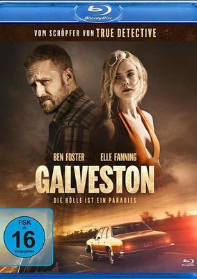 """Wir verlosen """"Galveston - Die Hölle ist ein Paradies"""" mit Ben Foster und Elle Fanning auf BD"""