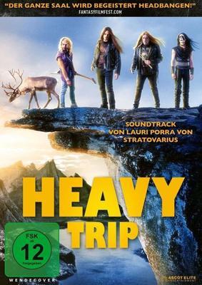 """""""Heavy Trip"""": Wir verlosen den Heavy-Metal-Spaß und Fantasy Filmfest Hit auf BD und DVD"""