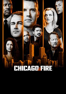 """Gegen die Flammen: Wir verlosen zum Start der neuen Staffel """"Chicago Fire"""" tolle T-Shirts"""