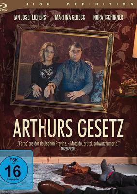 """Die deutsche Provinz: Wir verlosen zur morbiden Serie """"Arthurs Gesetz"""" eine BD"""