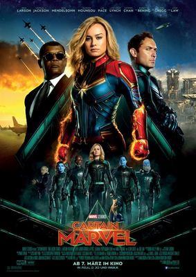 """Superheldin in Action: Wir verlosen zum Start von Marvels """"Captain Marvel"""" tolle Fanpakete"""