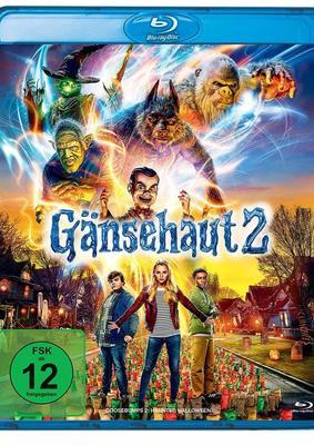 """Es darf wieder gegruselt werden: Wir verlosen zur Horror-Komödie """"Gänsehaut 2"""" eine BD"""