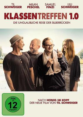 """Der neue Film von Till Schweiger: Wir verlosen zu """"Klassentreffen 1.0 - Die unglaubliche Reise der Silberrücken"""" DVDs oder BDs"""