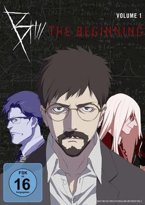 """Ein mysteriöser Killer: Wir verlosen den Anime-Hit """"B: the Beginning"""" Vol 1. auf DVD oder BD"""