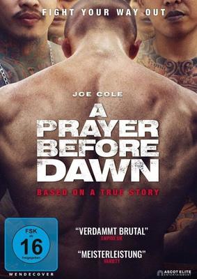 """Überleben heißt Kampf: Wir verlosen das Kampfsport-Drama """"A Prayer Before Dawn - Das letzte Gebet"""" auf DVD oder BD"""