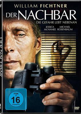 """Wir verlosen den Thriller """"Der Nachbar - Die Gefahr lebt nebenan"""" auf DVD und BD"""