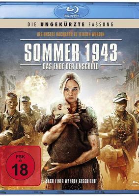 """Wir verlosen die ungekürzte Fassung des Kriegsdramas """"Sommer 1943 - Das Ende der Unschuld"""" auf BD"""