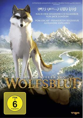 """Klassiker im neuen Gewand: Wir verlosen """"Die Abenteuer von Wolfsblut"""" auf DVD und BD"""