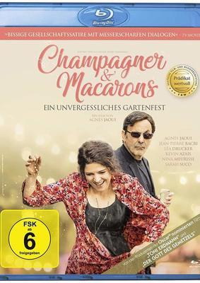 """Eine unvergessliche Party: Wir verlosen die freche Komödie """"Champagner & Macarons - Ein unvergessliches Gartenfest"""" auf BD"""