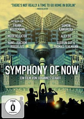 """Ein filmischer Liebesbrief an Berlin: Wir verlosen zu """"Symphony of Now"""" eine DVD"""