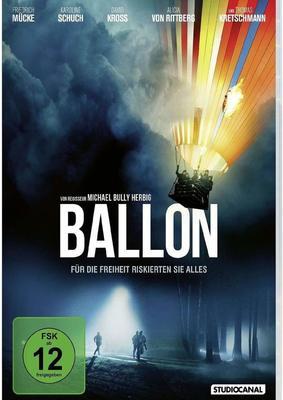 """Flucht in den Westen: Wir verlosen zum Michael """"Bully"""" Herbig Film """"Ballon"""" eine DVD oder BD"""