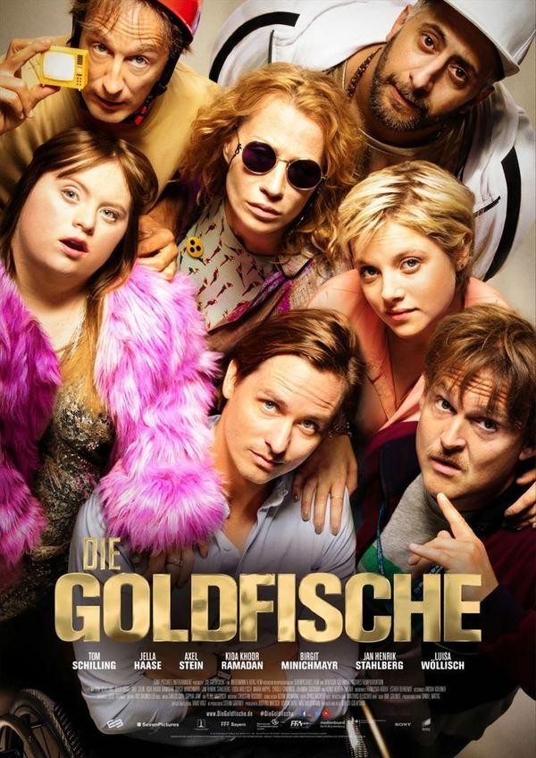 """Chaos WG mit Road-Trip: Wir verlosen zum Kinostart von """"Die Goldfische"""" ein tolles Fan-Paket"""
