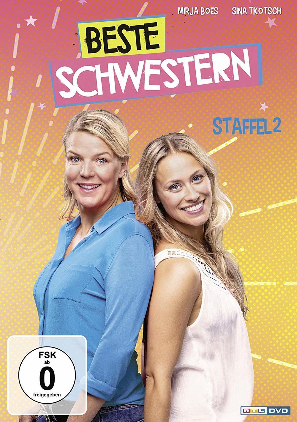 """Neuer Zoff im Anmarsch: Wir verlosen die zweite Staffel von """"Beste Schwestern"""" auf DVD"""