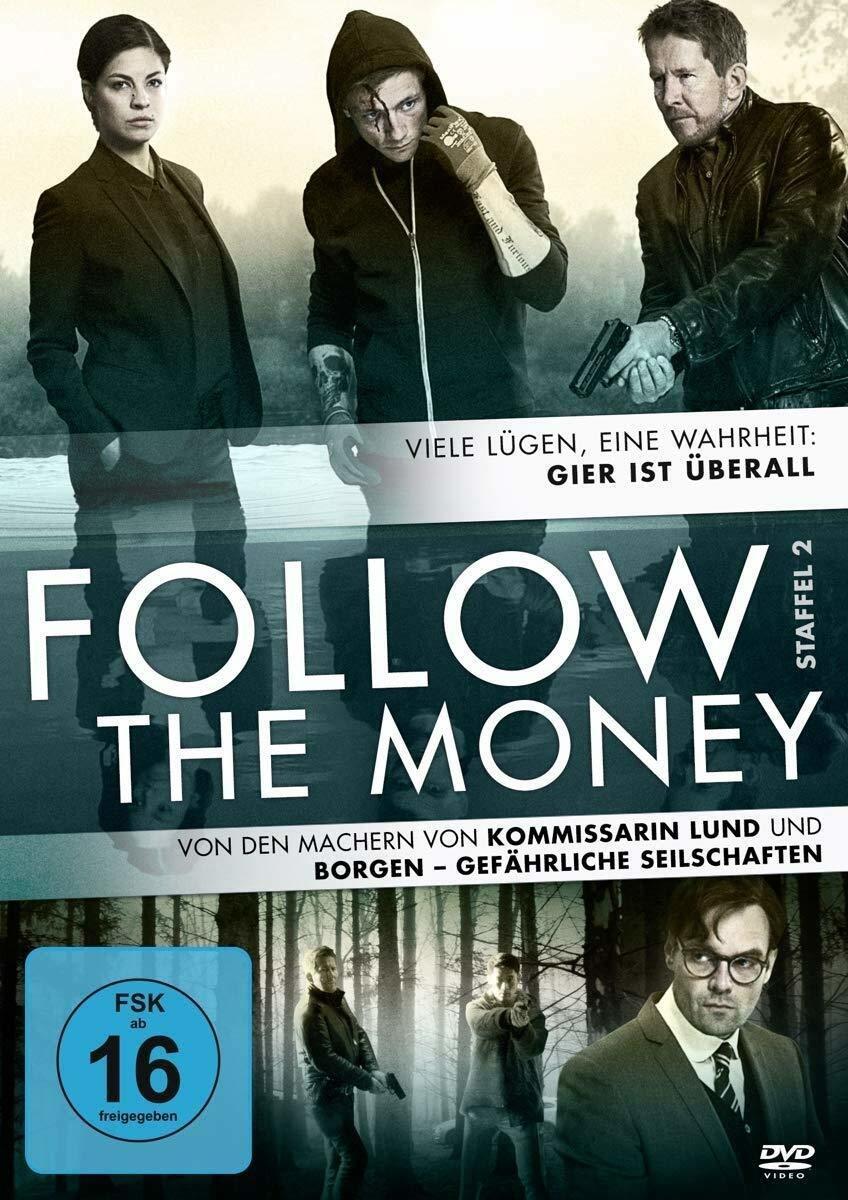 """Gier ist überall: Wir verlosen die spannende zweite Staffel von """"Follow the Money"""" auf DVD"""