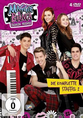 """Fashion und Beauty: Wir verlosen die zweite Staffel von """"Maggie & Bianca Fashion Friends"""" auf DVD"""